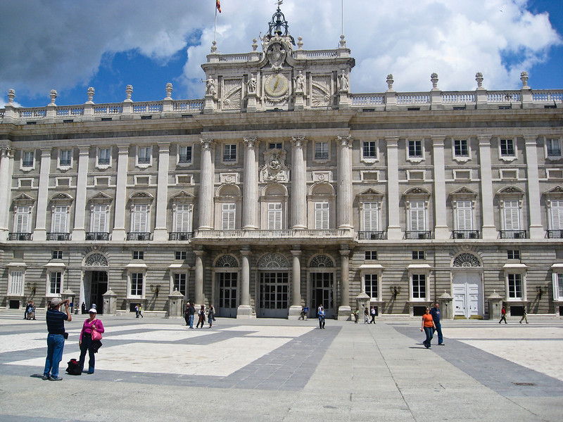 Palacio Real; The Royal Palace