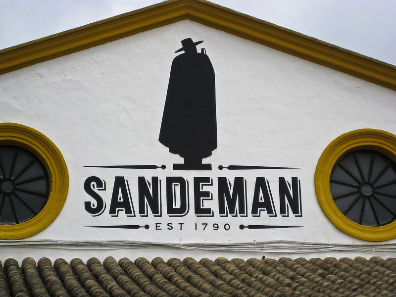 Jerez is the sherry capital of Spain and home to the Sandeman sherry house
