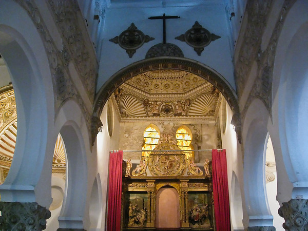 Synagogue of Santa Maria La Blanca