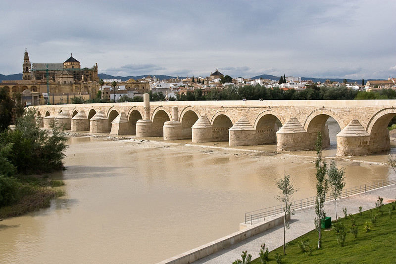 Puente Romano - The Roman Bridge