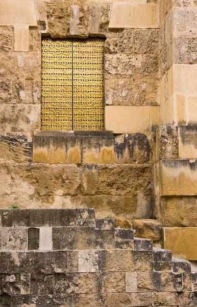 Exterior details of the Mezquita
