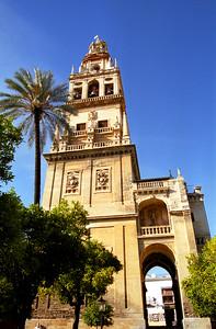 Bell tower, La Mezquita, Córdoba