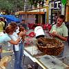 Pet market, Sevilla