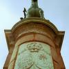 Statue of Felipe III in Plaza Mayor, Madrid