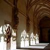 Interior hallway in the Monasterio de San Juan de los Reyes, Toledo