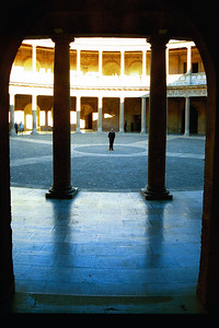 Symmetry in La Alhambra, Granada