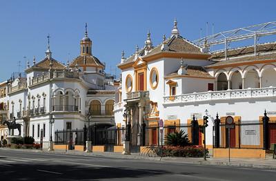 Plaza de Toros de la Maestranza, Sevilles historic bullring.