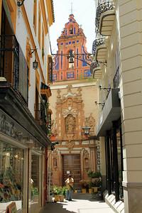 Capilla de San José - San José Chapel.