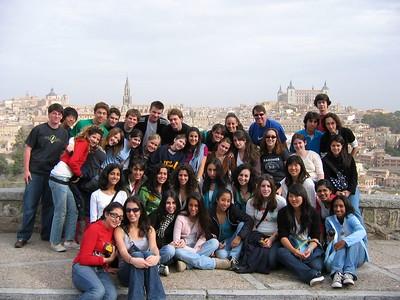 Spain Spring 2005