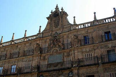 7 Weddings, 2 Cathedrals, Salamanca