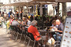 Restaurant in La Rambla Barcelona Spain