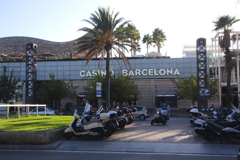 Casino Barcelona Carrer de la Marina Barcelona Spain