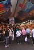 Mercat de la Boqueria interior Barcelona Spain