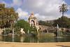 Cascada at Parc de la Ciutadella Barcelona Spain