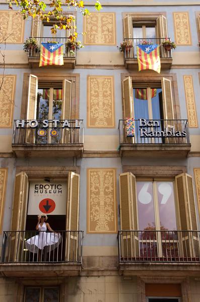 Erotic Museum La Rambla Barcelona Spain