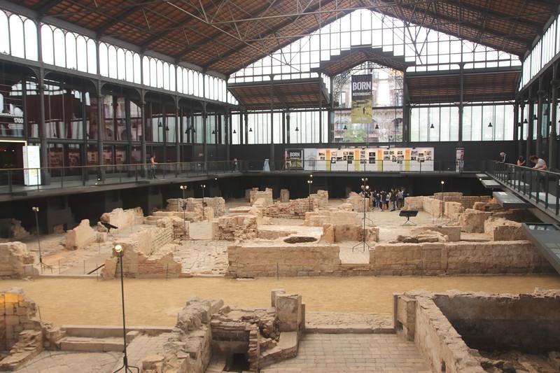 El Born Centre Cultural Barcelona Spain