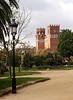 Castell dels Tres Dragons Parc de la Ciutadella Barcelona Spain