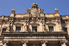Post and telegraph building La Ribera Barcelona Spain