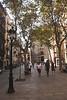 Passeig del Born La Ribera Barcelona Spain