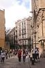 Placa de Santa Maria La Ribera Barcelona Spain