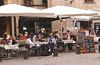 Caputxes restaurant Placa de Santa Maria Barcelona Spain