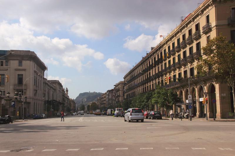 Av. del Marques de l'Argentera La Ribera Barcelona Spain