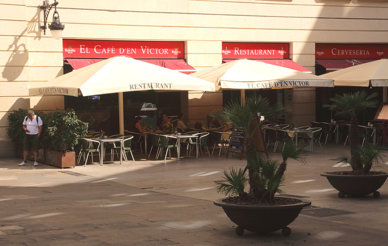 El Cafe D'en Victor Barri Gotic Barcelona Spain