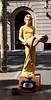 Human statue at La Rambla Barcelona 2006