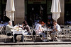 Cafe at Placa Reial Barcelona
