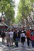 La Rambla Barcelona 2006