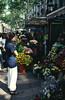 Flower market La Rambla Barcelona