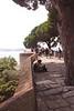 Observation Terrace Castelo de Sao Jorge Lisbon Portugal
