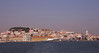 Panoramic Lisbon cityscape Portugal