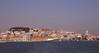 Panoramic Lisbon cityscape Portugal