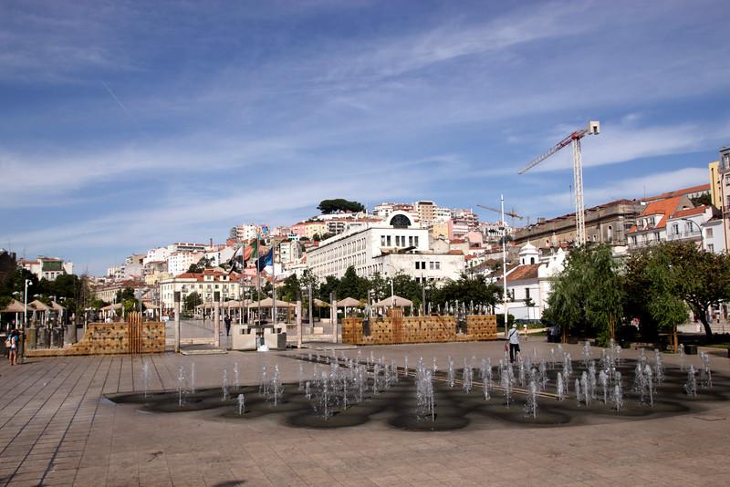 Praca Martim Moniz Lisbon Portugal