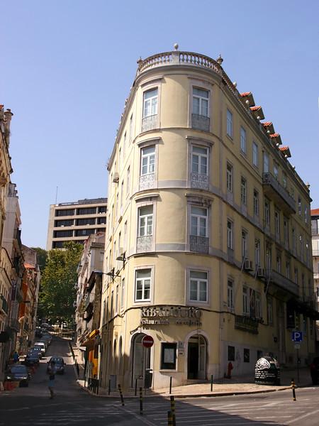 Ribadouro Restaurant  Avenida da Liberdade Lisbon Portugal