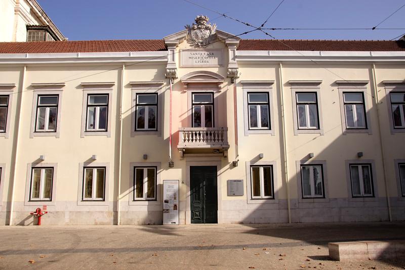Museu de Sao Roque Bairro Alto district Lisbon Portugal