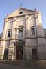 Paroquia de Sao Nicolau church in Baixa Lisbon Portugal