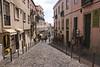 Street in Alfama Lisbon Portugal