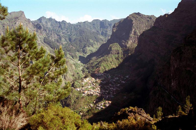 Nun's Valley Curral das Freiras Madeira