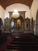 Riberia Brava church interior Madeira