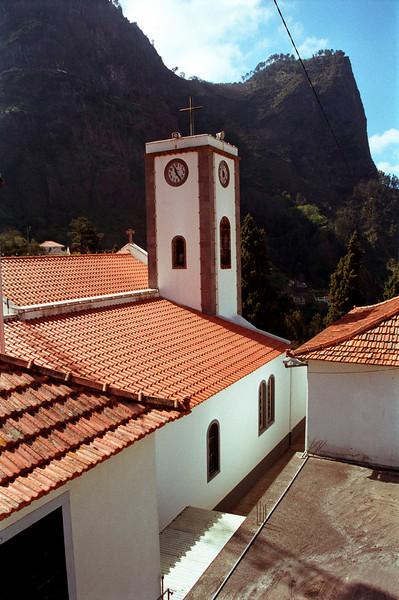 Church Nun's Valley Madeira