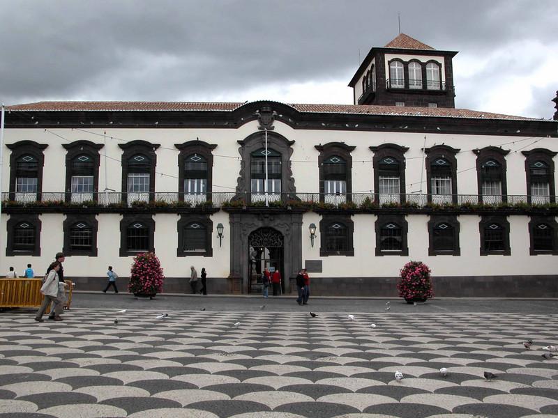 Praca do Municipio Funchal Madeira