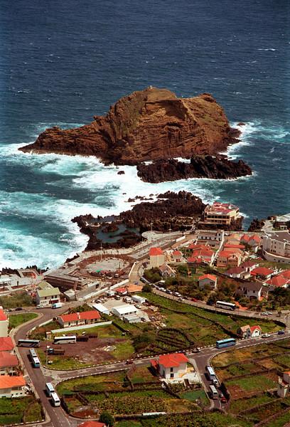Porto Moniz Western Madeira