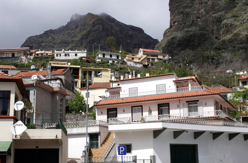 Nuns Valley Curral das Freiras village Madeira
