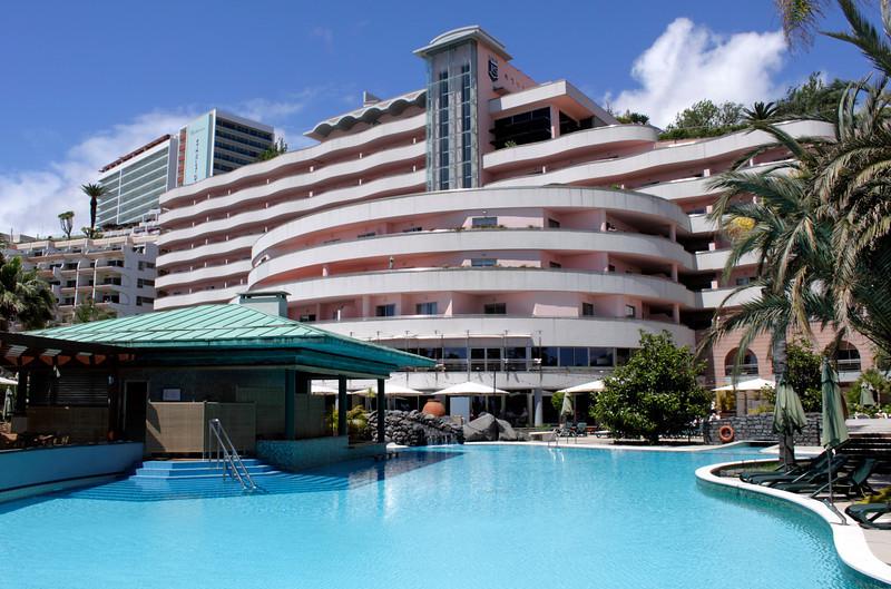 Royal Savoy Hotel Funchal Madeira