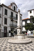 Plaza by the Rua do Aljube Funchal Madeira