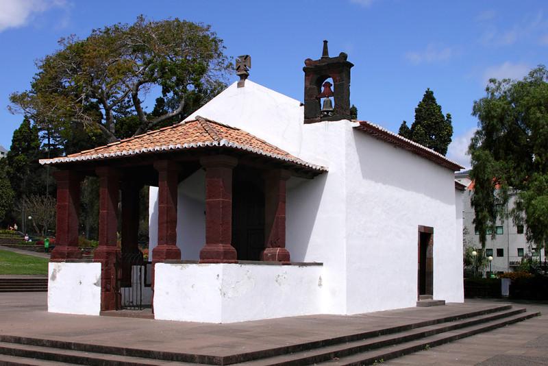 Capela de Santa Catarina Funchal Madeira