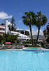 Swimming pool in grounds of Royal Savoy Hotel Funchal Madeira