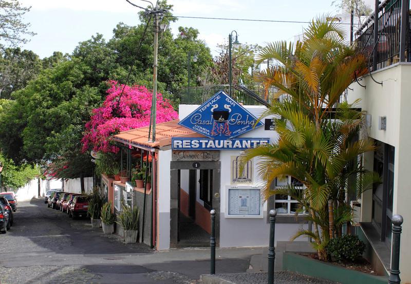 Casal da Penha Restaurant Funchal Madeira